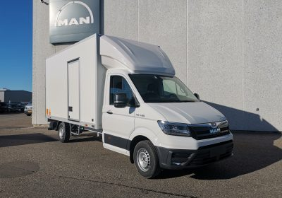 MAN TGE 3.180 Chassis L4 A8 FHT