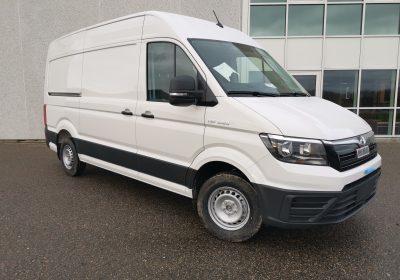 """""""Van To Go"""" TGE 3.180 L3H3 A8 – til hurtig levering"""