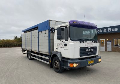 MAN ME 14.220 – Dyretransporter