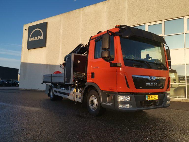 MAN TGL til Aalborg Kommune