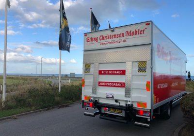 Erling Christensen MAN TGL